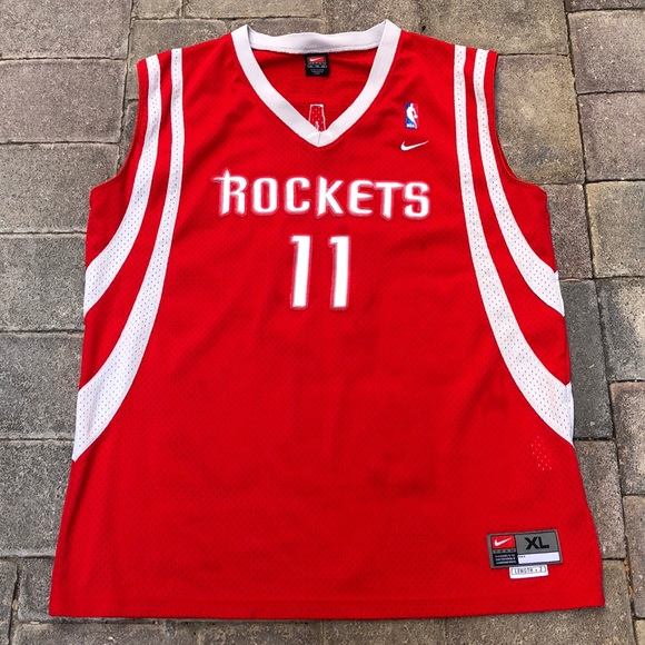 "Nike Other - Vintage Nike Houston Rockets ""Yao Ming"" Jersey"